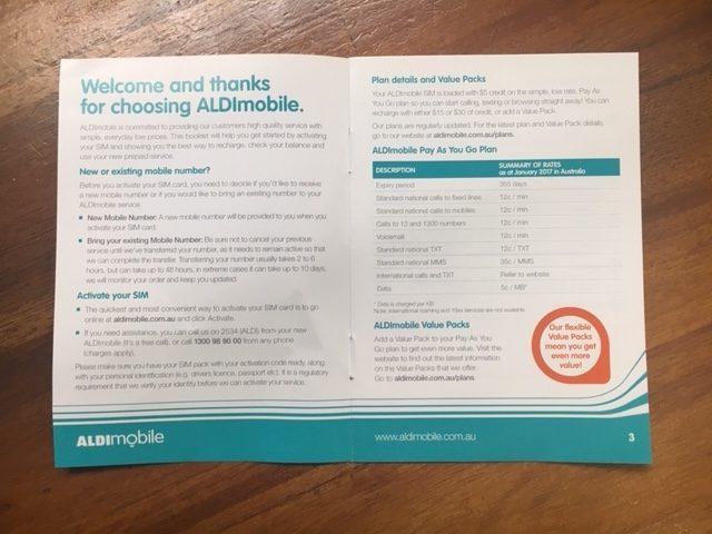 オーストラリアの格安SIMカードの使い方