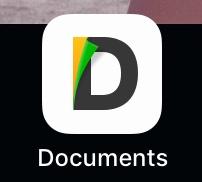 Documentsアイコン