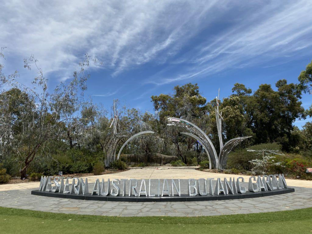 オーストラリアのパースにあるキングスパークボタニックガーデンの象徴