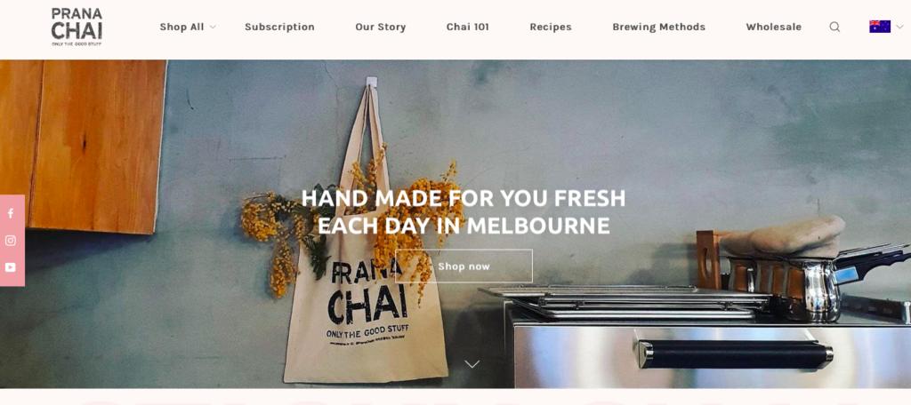 プラナチャイのオーストラリアのサイト