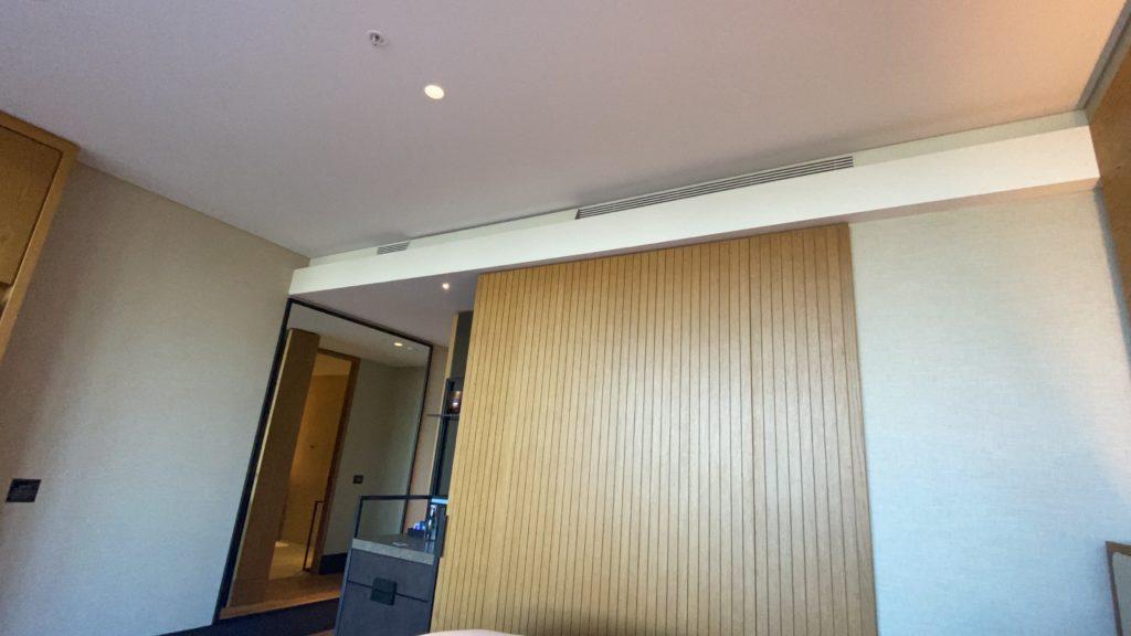 高級ホテルのザリッツカールトン パースの冷房