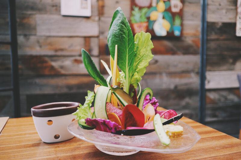 菜食主義だけど肉も食べるフレキシタリアン